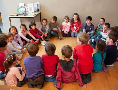 Incontri scuole dell'infanzia